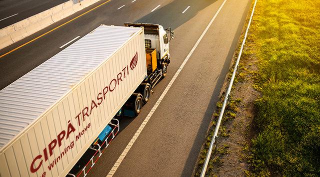 trasporto full truck