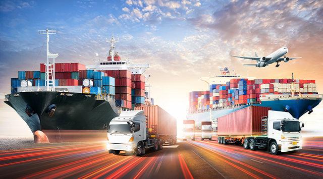 trasporto internazionale